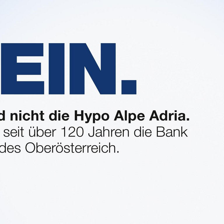 upart Referenz - HYPO Kampagne