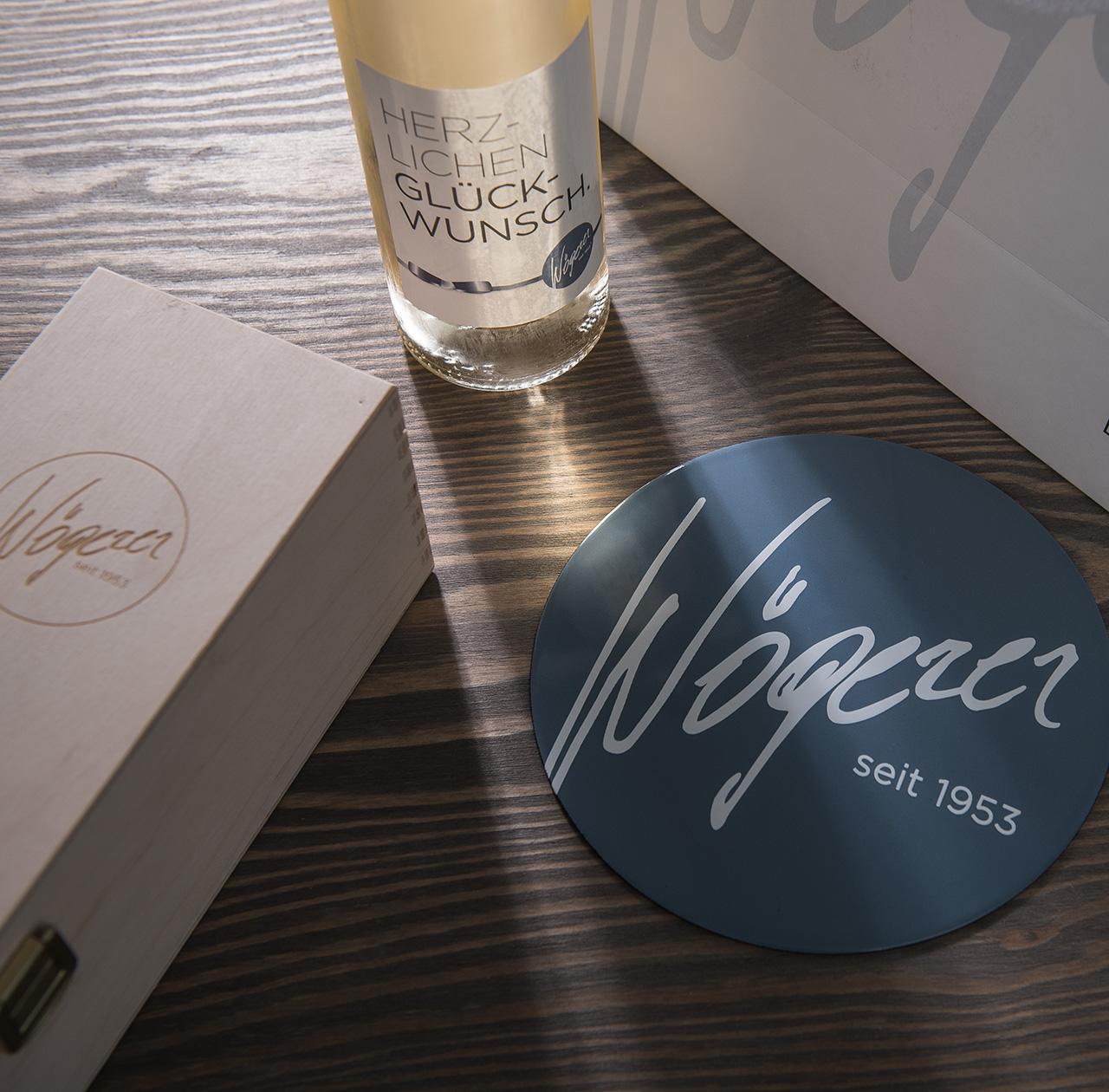 upart referenz für Wögerer - packaging